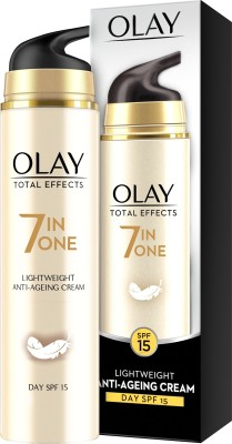 Olay Total Effects 7 In 1 Lightweight Anti Ageing Moisturizer Cream 50gm