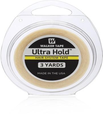 Walker Ultra Hold Hair System Tape 3 Yards Looks Forever Hair Styler