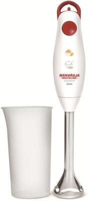 Maharaja Whiteline hb-100 350 W Hand Blender(White)