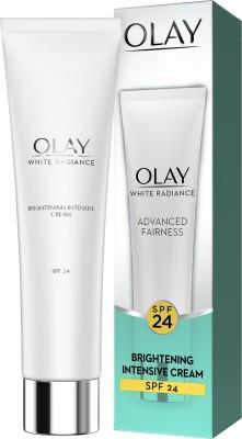 Olay White Radiance Advanced Fairness Brightening Intensive Cream SPF 24(20 g)