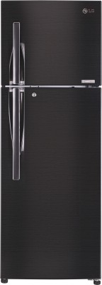Image of LG 360 L Frost Free Double Door 4 Star Refrigerator which is best refrigerator under 50000
