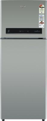 Whirlpool 340 L Frost Free Double Door 3 Star Refrigerator Arctic Steel, IF 355 ELT 3S