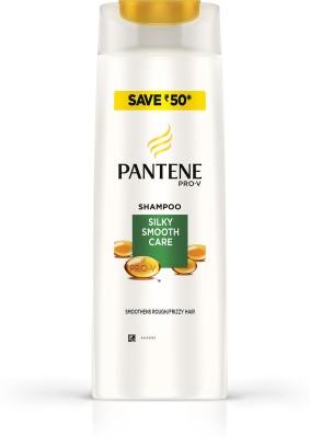 Pantene Silky Smooth Care Shampoo 340ml