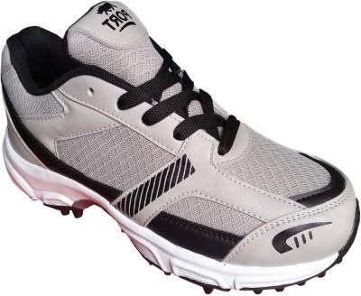 Port NUANI Cricket Shoes For Men(Grey)
