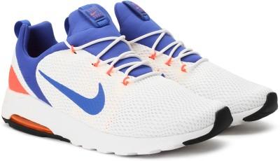 Nike AIR MAX MOTION RACER Running For Men(White) 1