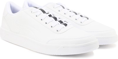 Puma Court Breaker Bold Sneakers For Men(White) Lowest Price in Online  711766677