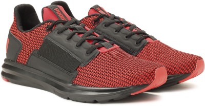 bac69e8779a Puma Enzo Street Knit IDP Running Shoes For Men(Red