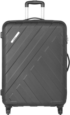 12cf8b069 59% OFF on Safari HARBOUR774WBLK Expandable Check-in Luggage - 29 inch(Black