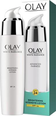 Olay White Radiance Advanced Whitening Moisturiser- SPF 24 Pa++ (75ml)