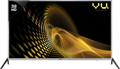 Vu 80cm (32 inch) HD Ready LED TV(6032F) (Vu)  Buy Online