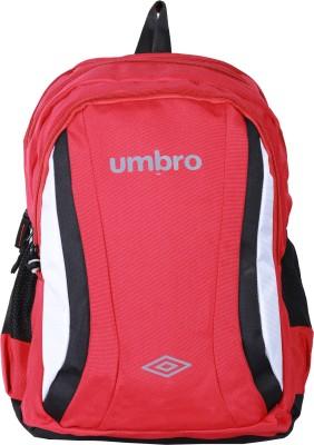 Umbro by Big Bazaar Blaze Laptop Backpack (Red) 18 L Laptop Backpack(Red)