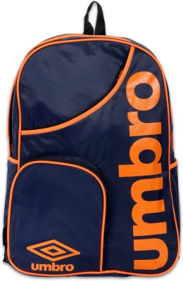 Umbro by Big Bazaar 1004 Polyester Backpack (Navy Blue) 20.8 L Backpack(Blue)