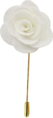 Sullery HANDMADE ROSE FLOWER LAPEL PIN Lapel Flower Womens Camellia  Handmade Boutonniere Stick Brooch Pin Jewelry 0f5e01c82