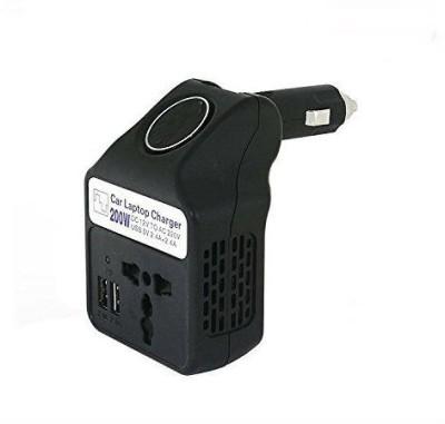 Shrih 4.8 Amp Turbo Car Charger Black
