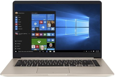 Asus Vivobook S15 Core i5 8th Gen - (8 GB/1 TB HDD/128 GB SSD/Windows 10 Home/2 GB Graphics) S510UN-BQ070T Thin and Light Laptop(15.6 inch, Gold)