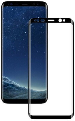 Midkart Tempered Glass Guard for Samsung Galaxy Note 8 100% Original Samsung Glass Korea Made Shatterproof with Accurate Touch Sensitivity & Sensor Working & works on Flip(Pack of 1)