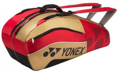 Yonex 8526 EX Kitbag Red, Kit Bag Yonex Badminton Bag