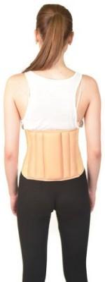 Medtrix Lumbar Sacral (L.S.) Belt Spinal Brace Mild Lower Back Pain Fracture Injuries Abdominal Back Support Beige (32 cm to 36 cm) Back & Abdomen Support (M, Beige)