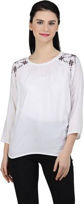 MissGudi Casual Short Sleeve Printed Women