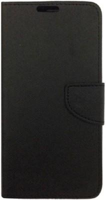 Carnage Flip Cover for Lava Z80(Black)