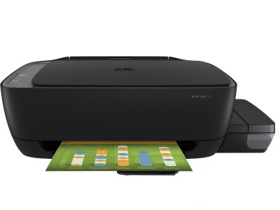 HP Ink Tank 310 Multi-function Printer(Black, Refillable Ink Tank)