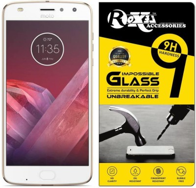 Roxel Impossible Screen Guard for Motorola Moto Z2 Play(Pack of 1)