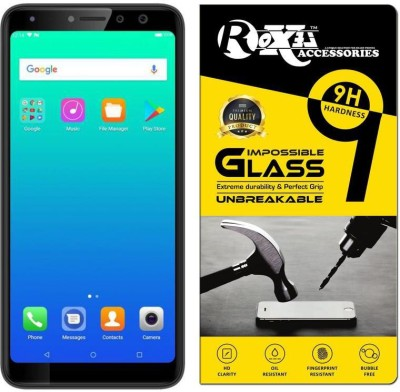 Roxel Impossible Screen Guard for Micromax Canvas Infinity Pro(Pack of 1)