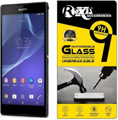 Roxel Screen Guard for Sony Xperia T2 Ultra Dual (White, 8GB)(Pack of 1)
