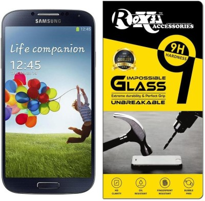 Roxel Impossible Screen Guard for Samsung Galaxy S4(Pack of 1)