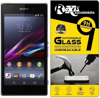 Roxel Impossible Screen Guard for Sony Xperia Z1(Pack of 1)