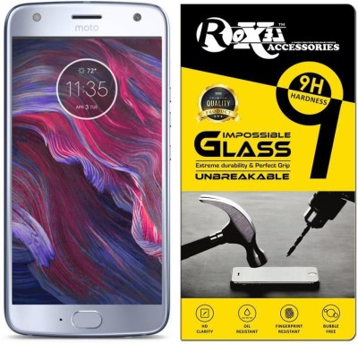 Roxel Impossible Screen Guard for Motorola Moto X4(Pack of 1)
