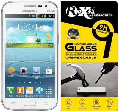 Roxel Impossible Screen Guard for Samsung Galaxy Grand Quattro GT-I8552 (Ceramic White)(Pack of 1)