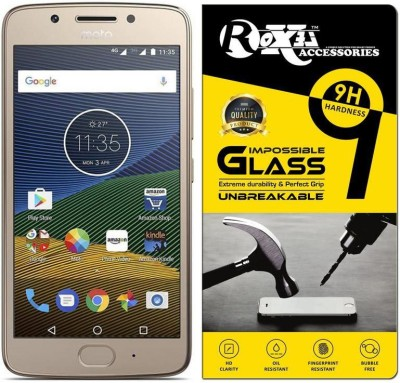 Roxel Impossible Screen Guard for Motorola Moto G5(Pack of 1)