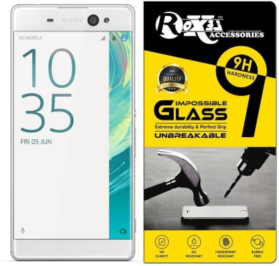 Roxel Impossible Screen Guard for Sony Xperia XA Ultra Dual F3216 (White)(Pack of 1)