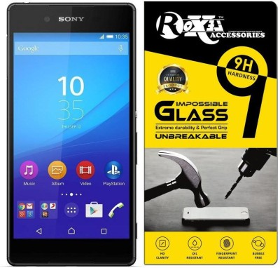 Roxel Impossible Screen Guard for Sony Xperia Z3 Plus