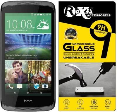 Roxel Impossible Screen Guard for HTC Desire 526(Pack of 1)