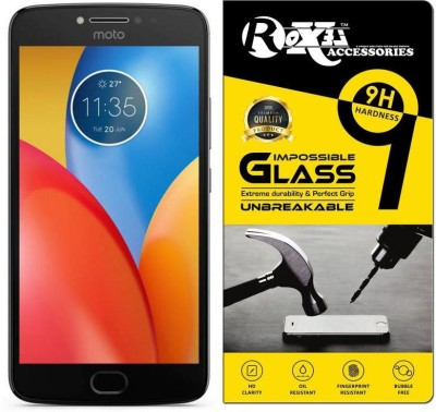 Roxel Impossible Screen Guard for Motorola Moto E4 Plus(Pack of 1)