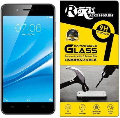Roxel Impossible Screen Guard for Lenovo ZUK Z2 Plus(Pack of 1)
