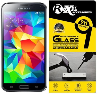 Roxel Impossible Screen Guard for Samsung Galaxy S5(Pack of 1)