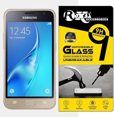 Roxel Impossible Screen Guard for Samsung Galaxy J1 (2016)(Pack of 1)