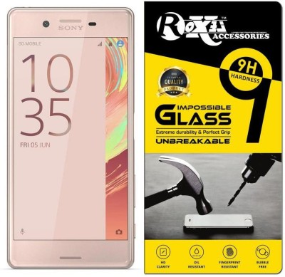 Roxel Impossible Screen Guard for OPPO F3 Plus (Gold, 64 GB)(Pack of 1)