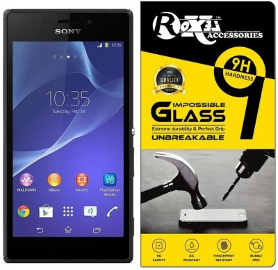 Akira Impossible Screen Guard for FOR Sony Xperia M2(Pack of 1)