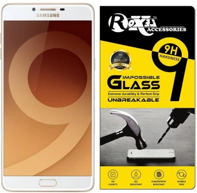 PAV Tempered Glass Guard for Samsung Galaxy S6 Edge Full Screen Coverage - Gold Colour(Pack of 1)