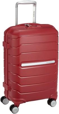 Samsonite SAM OCTOLITE SPINNER 55 -RED Check-in Luggage - 21.45 inch(Red)