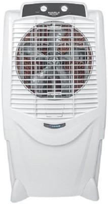 Maharaja Whiteline Blowind Desert Air Cooler(white, 65 Litres)