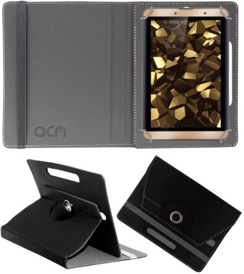 ACM Book Cover for iBall Slide Snap 7 inch(Black)
