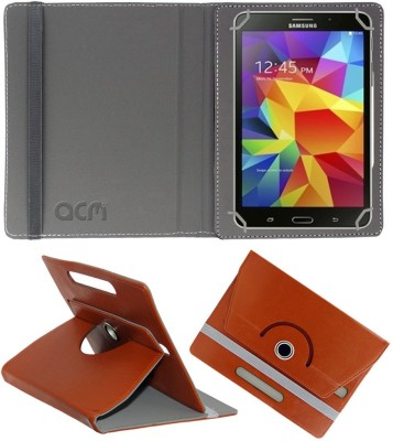 ACM Book Cover for Samsung Sm-T231(Brown)