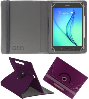 ACM Book Cover for Samsung Galaxy Tab A 8 Inch(Purple)