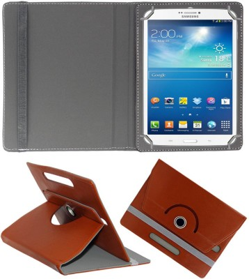 ACM Flip Cover for Samsung Galaxy Tab 3 T311(Brown, Cases with Holder)