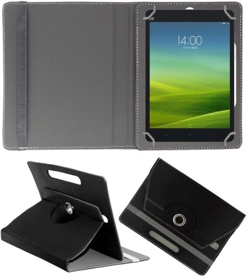 ACM Flip Cover for MI PAD(Black, Cases with Holder, Artificial Leather)